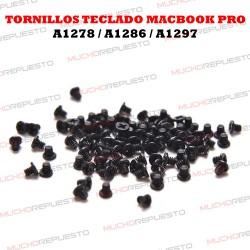 TORNILLOS PARA TECLADO MACBOOK PRO A1278 / A1286 / A1297