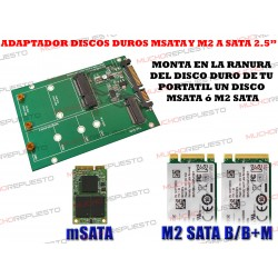 ADAPTADOR DISCO DURO HDD...