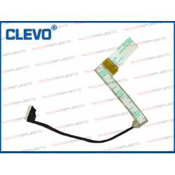 CABLE LCD CLEVO W370/W370ET /K750S /K760E /MOUNTAIN Graphite 40 PRO 17
