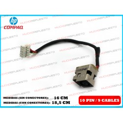 CONECTOR ALIMENTACION HP...