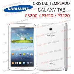 """PROTECTOR CRISTAL TEMPLADO SAMSUNG Galaxy Tab P3200-P3210-P3220 7"""""""