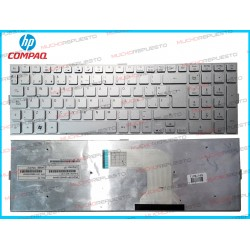 TECLADO ACER Aspire 8943 / 8943G / 8950 / 8950G Series (GRIS / PLATA)