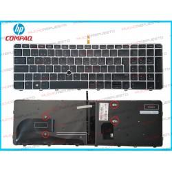 TECLADO HP EliteBook 755 G3...