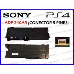 FUENTE ALIMENTACION PS4 240W ADP-240AR (Conector 5PIN)