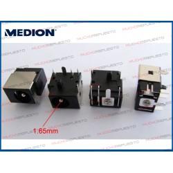 CONECTOR ALIMENTACION Medion Akoya P6812 /P7610 /E6226 /MD97100 /WIM2180
