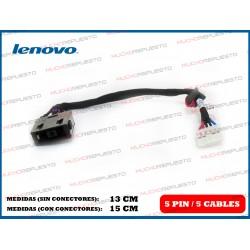 CONECTOR ALIMENTACION LENOVO 500-15ACZ / 500-15ISK Series