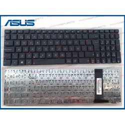 TECLADO ASUS N56V /N56VB /N56VJ /N56VM /N56VV /N56VZ /N56X (Sin Marco)