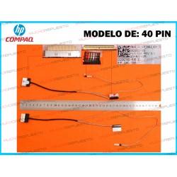 CABLE LCD HP Pavilion 15-BW / 15-BWxxx (Modelos con Pantalla TACTIL)