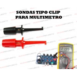 PACK DE 2 UNIDADES DE SONDA...
