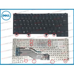 TECLADO DELL Latitude E6320 / E6330 / E6420 / E6430 (CON POINT STICK)