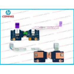 PLACA LS-C702P CON BOTONES TOUCHPAD HP 15-BA / 15-BAxxx Series
