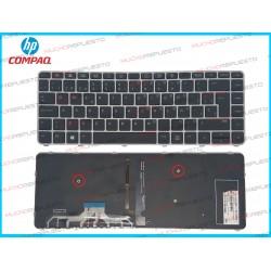 TECLADO HP EliteBook 1040...