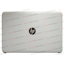LCD BACK COVER HP 15-BA / 15-BAxxx Series BLANCO