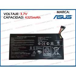 BATERIA TABLET ASUS Nexus 7 / ME370 / ME370T 3.7V 16Wh