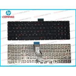 TECLADO HP 255 G6 / 255-G6 (Sin Marco) NEGRO