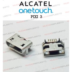 CONECTOR USB TABLET ALCATEL ONETOUCH PIXI 3 Model 8079