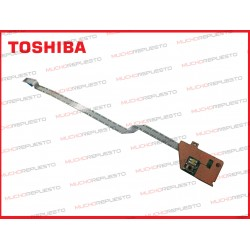 PLACA BOTON POWER ENCENDIDO TOSHIBA Satellite S55-B / S55D-B / S55T-B Series