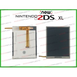 PANTALLA LCD INFERIOR NINTENDO NEW 2DS XL