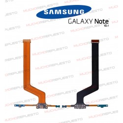 CONECTOR+CABLE FLEX USB SAMSUNG Galaxy NOTE P600 / P601 / P605