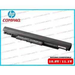 BATERIA HP 10.8V-11.1V 15G-AD / 15Q-AJ / 15T-AC / 15Z-AF / 17-Xxxx