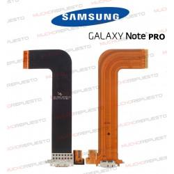 CONECTOR+CABLE FLEX MICRO USB SAMSUNG Galaxy NOTE PRO P900 / P901 / P905