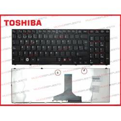 TECLADO TOSHIBA P750/P750D/P755/P755D NEGRO