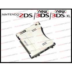 SLOT JUEGO (TARJETA / CARTUCHO) NINTENDO NEW 3DS - NEW 3DS XL