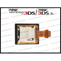 SLOT SD (TARJETA SD) NINTENDO NEW 3DS - NEW 3DS XL