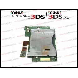 SLOT JUEGO (TARJETA / CARTUCHO) NINTENDO NEW 3DS - 3DS XL
