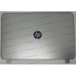 LCD BACK COVER HP 15-P / 15-Pxxx (MODELOS NO TACTILES) GRIS/PLATA