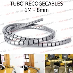 TUBO RECOGE-CABLES /...