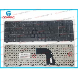 TECLADO HP DV7-7000 /...