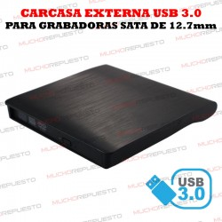 CARCASA USB 3.0 PARA...