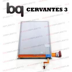PANTALLA (LCD+TACTIL) EBOOK / LIBRO ELECTRONICO BQ CERVANTES 3