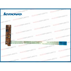 PLACA LS-C771P CON BOTON DE ENCENDIDO + CABLE FLEX LENOVO 100-15IBY (80MJ)
