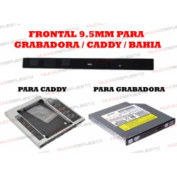 FRONTAL PARA GRABADORA /...