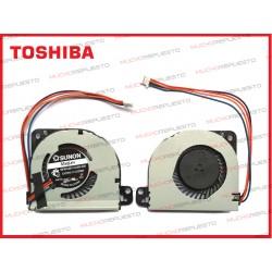 VENTILADOR TOSHIBA Portege Z830 / Z835 / Z930 / Z935