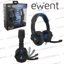 AURICULARES EWENT GAMING...