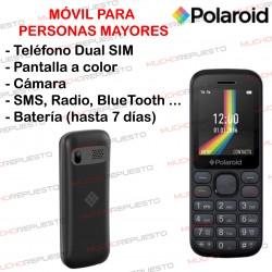 MOVIL SENIOR / PERSONAS MAYORES POLAROID LINK