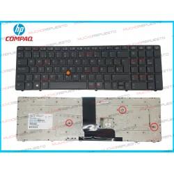 TECLADO HP EliteBook 8560w