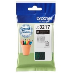 TINTA INK-JET COMPAT. BROTHER LC3217 BK