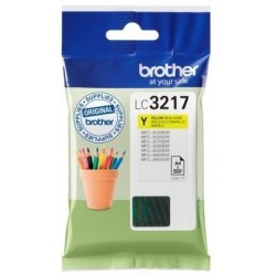 TINTA INK-JET COMPAT. BROTHER LC3217 Y