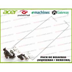 BISAGRAS Packard Bell Easynote TE69BM / TE69CX / TE69HW / ENTE69