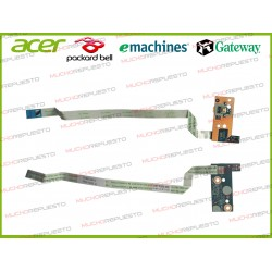 PLACA LS-9531P CON BOTON ENCENDIDO ACER Aspire E1-570 / E1-572