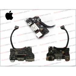 CONECTOR ALIMENTACION + USB...