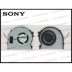 VENTILADOR SONY VPC-SA / VPC-SB / VPC-SD / PCG-41211 / PCG-41212 Series