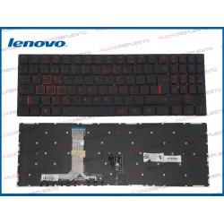 TECLADO LENOVO LEGION Y720 / Y720-15IKB / R720 / R720-15IKB ILUMINADO