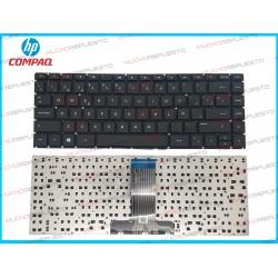 TECLADO HP 240 G6 / 245 G6 / 246 G6 / Pavilion X360 14-AB / 14-BA Series