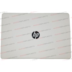 LCD BACK COVER HP 250 G6 / 250-G6 BLANCO