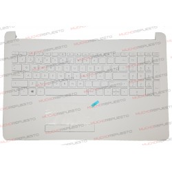 COVER SUPERIOR + TECLADO HP...
